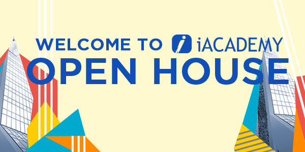 MORE THAN AN OPEN HOUSE, IACADEMY OPENS UP REAL OPPORTUNITIES