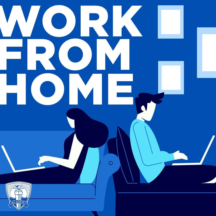 Work from home is the trend: iACADEMY offers Tech & Design-based programs that can adapt to changing times, demand